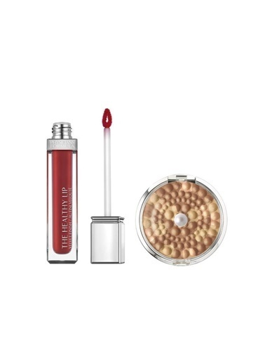 Physicians Formula Physicians Formula Red Strotive Effects Ruj+İncili Pudra Translucent Renkli